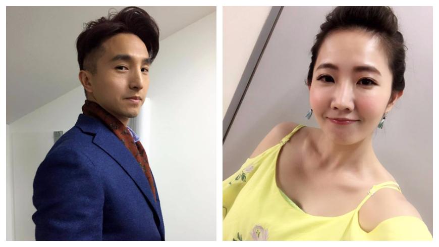 合成圖/翻攝自王少偉、謝忻臉書 跟王少偉「一起看房」 謝忻爆今年底結婚