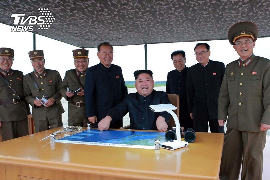 圖/達志影像美聯社 瓦解金氏政權 美海豹部隊:空投iPhone到北韓