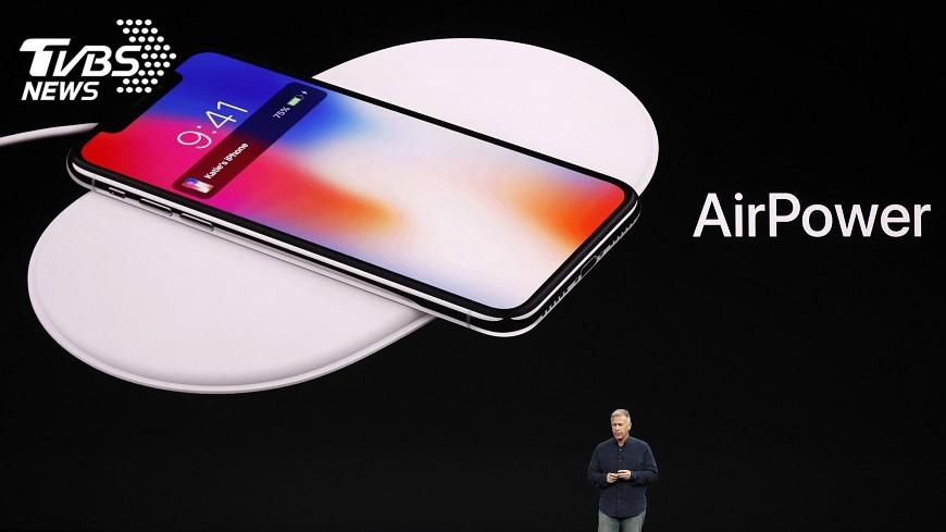 圖/達志影像路透社 iPhone X和iPhone 8 快速充電有小撇步