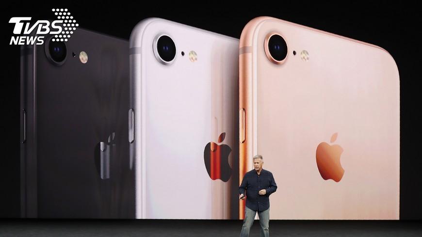 圖/達志影像路透社 iPhone X開放預約 台灣大搶頭香