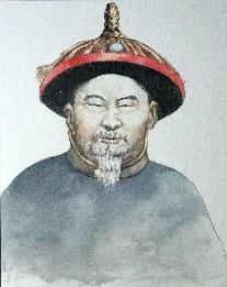 鄭用錫進士,圖片來源/國史館台灣文獻館提供