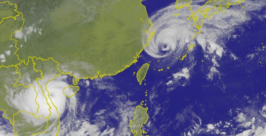 圖/中央氣象局 涼涼der!今轉晴穩定 週日「冷空氣下」北部探24度