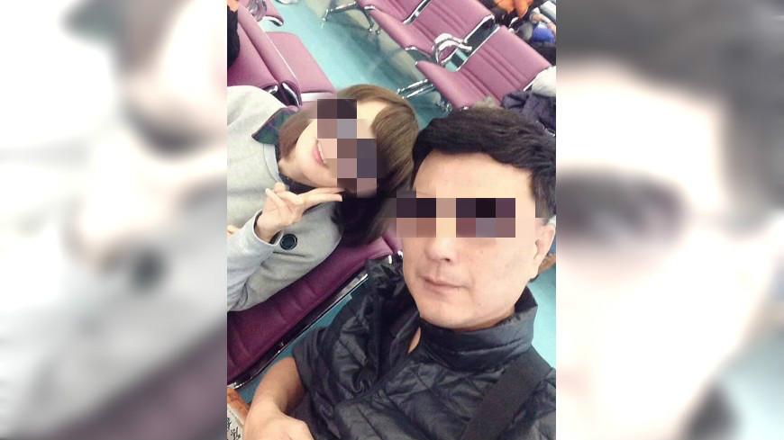 圖/取自蔡姓女子臉書 紅衣女上吊…男主角「心痛」 前妻控:我也是受害者