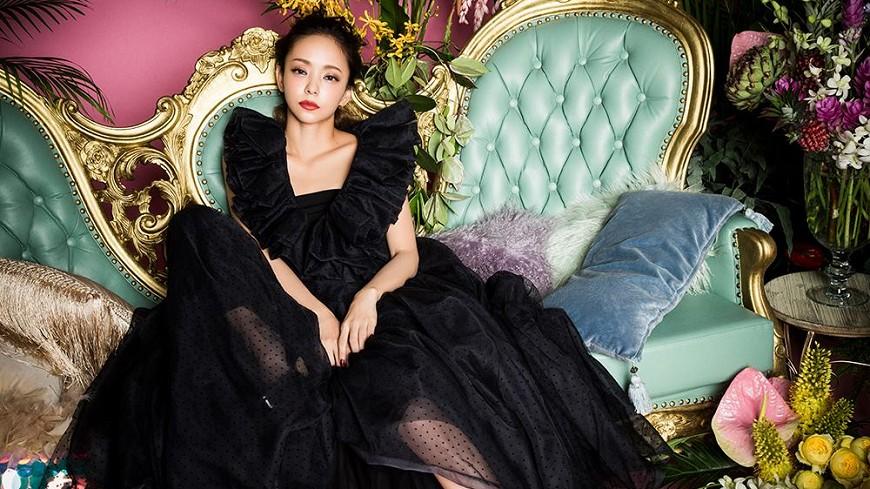 圖/安室奈美惠臉書 安室奈美惠官網宣布 2018年9月16日退出歌壇