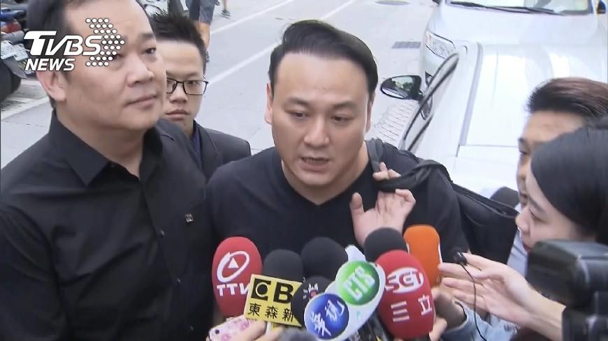 圖/TVBS 台大生遭毆案 張安樂兒子25萬交保