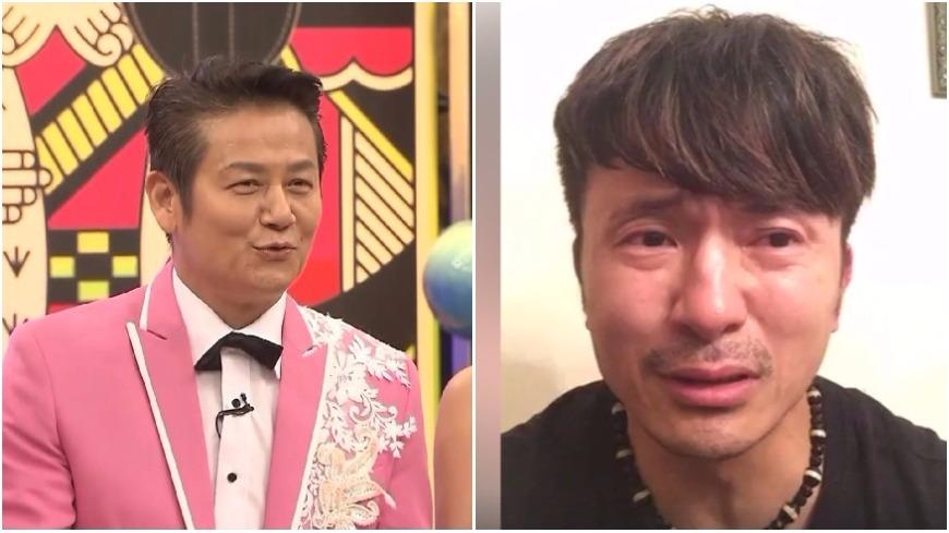 圖/TVBS、唐從聖臉書 唐從聖提告! 乃哥退步道歉:罵人就是不對
