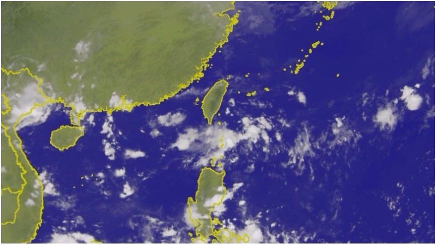 圖/中央氣象局 把握連3好天氣!下週二變天轉涼降雨 賞月要往這