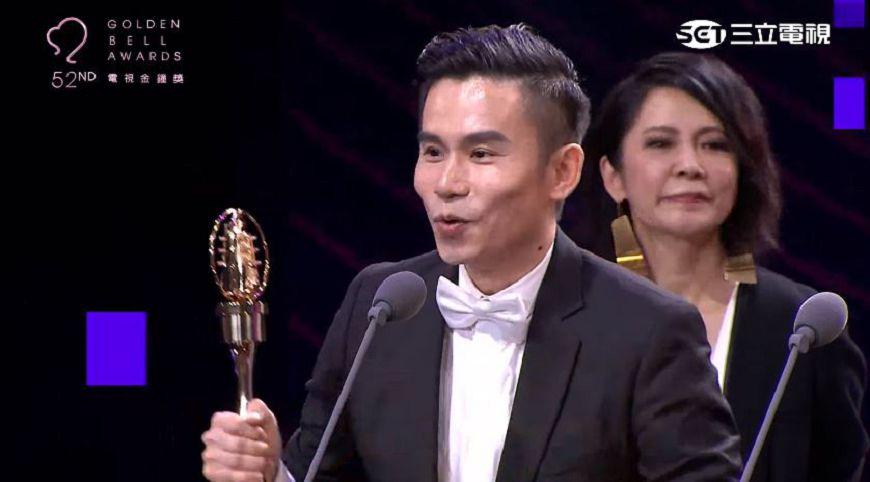 杜政哲、楊惠文《酸甜之味》奪戲劇編劇獎