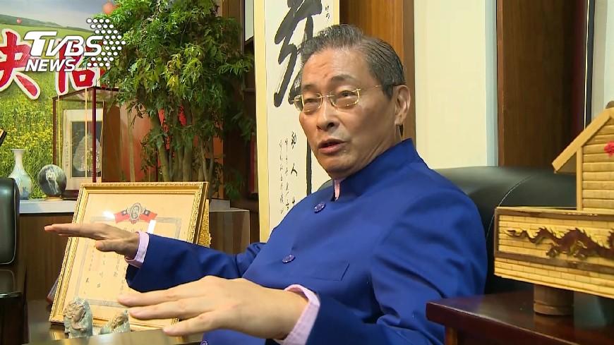 圖/TVBS資料畫面 國小畢典找白狼頒獎 教部:欠考量