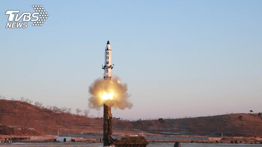 圖/達志影像路透社 反制北韓 美擬加碼134億擴大飛彈防禦