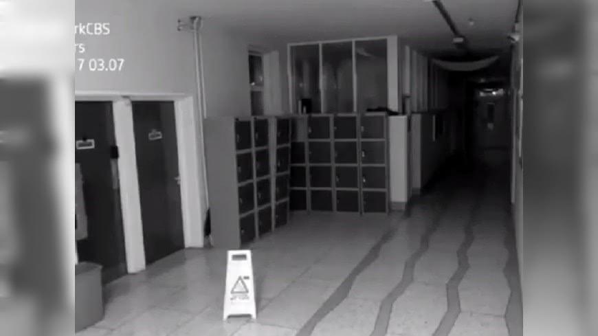 圖/YouTube 影/校園鬧鬼沒人敢上課 校方決定暫時關閉