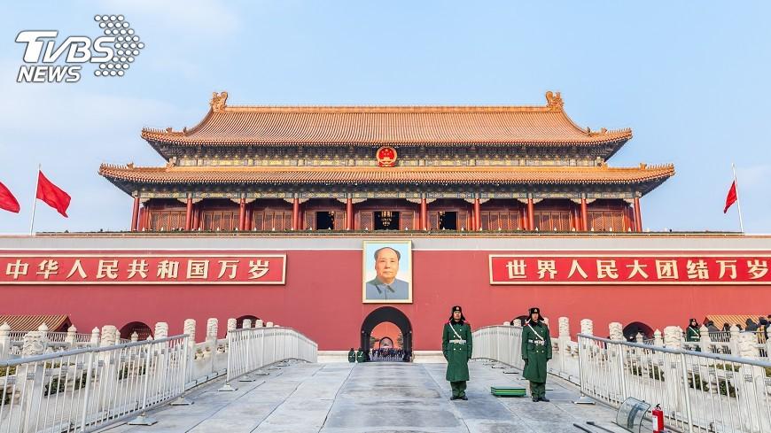 示意圖/TVBS 售票處沒了! 北京故宮今起全面網路售票
