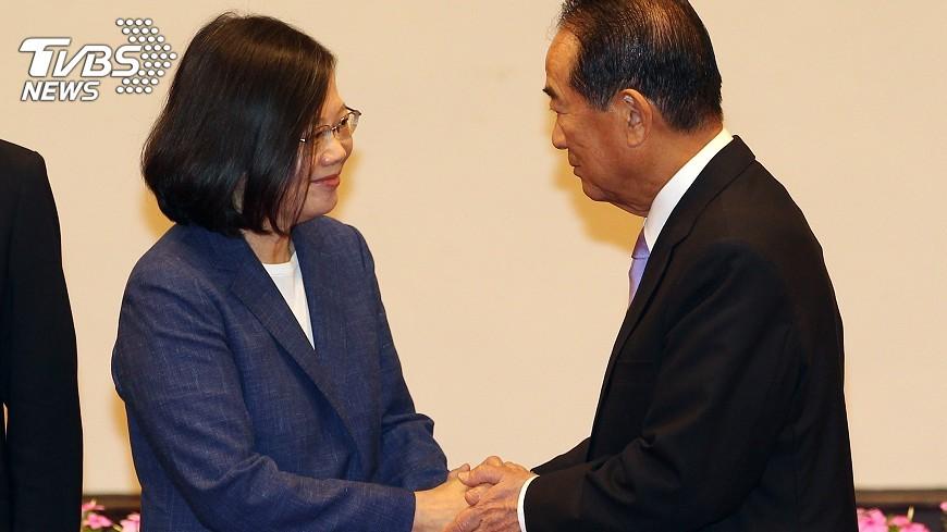 圖/中央社 再任APEC領袖代表 宋楚瑜一度態度保留