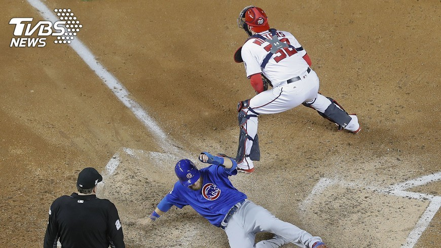 圖/達志影像美聯社 MLB小熊生死戰險勝國民 晉國聯冠軍賽