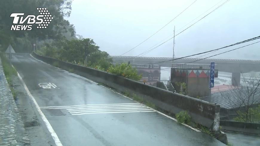 圖/TVBS 賴揆關切豪雨災損 指示全力協助復原