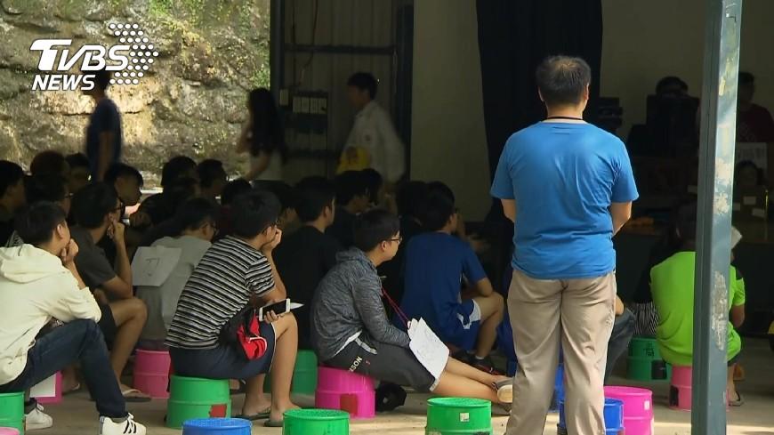 示意圖,與本事件人物無關/TVBS資料畫面 11所大學迎新涉性騷 監院糾正教育部