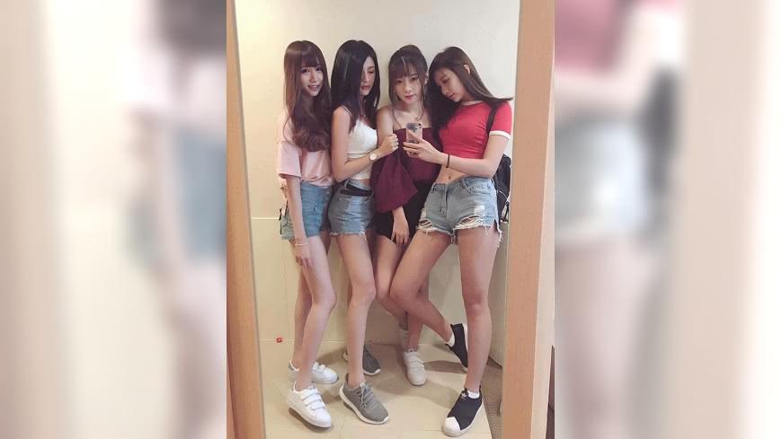 艰难抉择:四个女神您选谁?