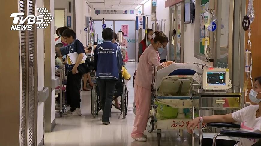 示意圖/TVBS 遲到過號不滿久候 女甩護理師巴掌遭判刑