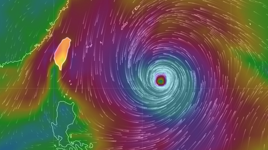 圖/中央氣象局 秋意漸濃!北部雨「連掃7天」 低溫恐跌破20度
