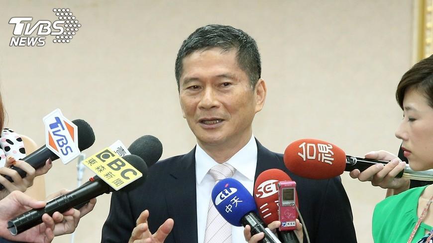 圖/中央社 國民黨團譴責李永得備詢態度傲慢