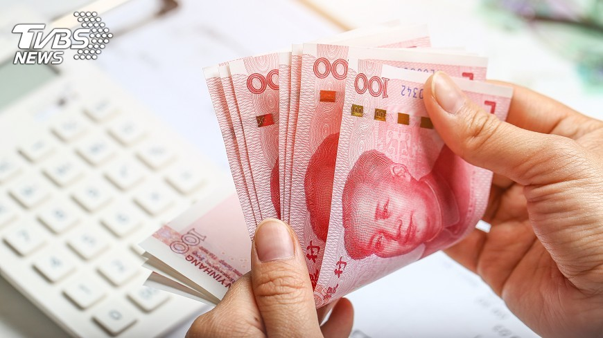 示意圖/TVBS 人行:逾60國家地區納人民幣外匯貨幣