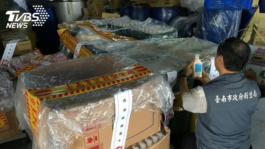 圖/中央社 違法製造卡氛產品  聖凱實際負責人遭訴