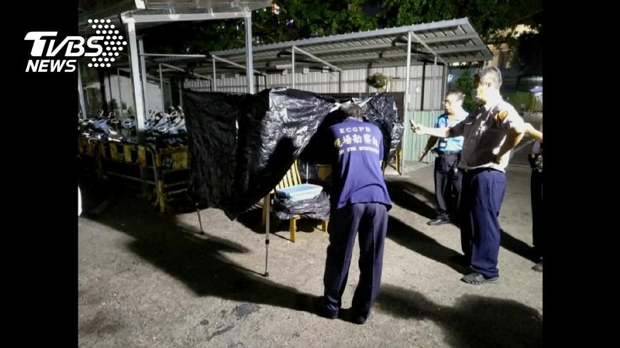 圖/TVBS資料畫面 狠父打死滿月女嬰 裝箱藏屍11年…搬家都帶著
