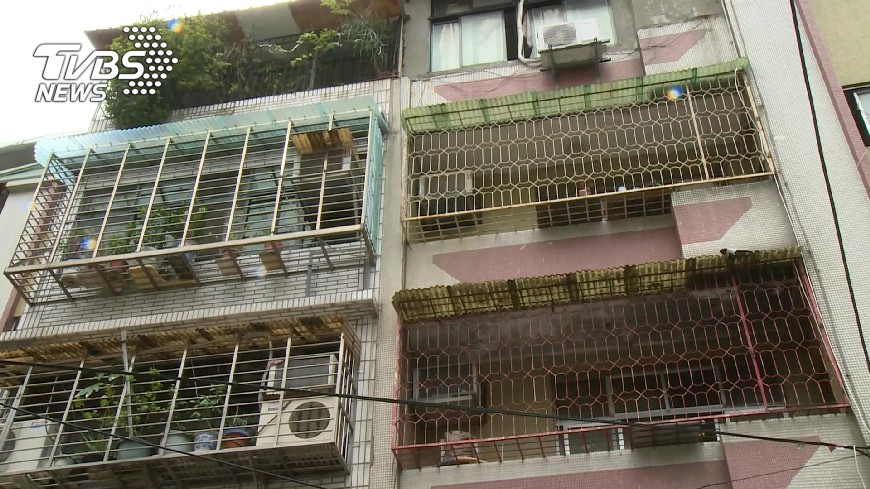 圖/TVBS 疑妻出遊外遇 夫到友人住處開5槍