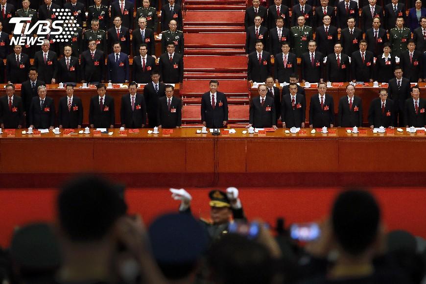圖/達志影像美聯社 一帶一路入中共黨章 成功壓力大
