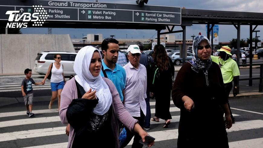 圖/達志影像路透社 美國將恢復接受難民 11國人民仍受阻