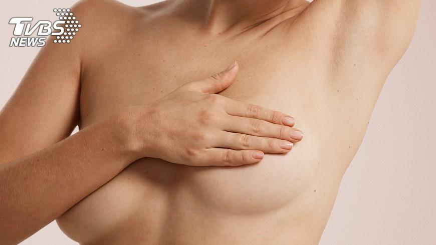 示意圖/TVBS 瘀青1年半!嬤胸部一壓「乳頭噴血」 急動刀險成癌