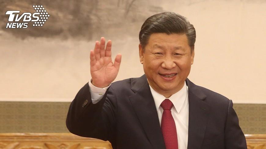 圖/中央社 中共政治局維持7常委 習人馬到位