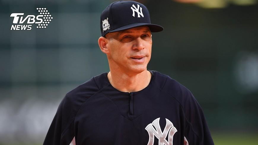 圖/達志影像路透社 MLB洋基不續約 吉拉迪卸任教頭