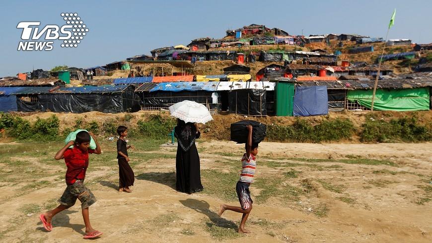 圖/達志影像路透社 洛興雅危機 美國務卿致電緬軍頭表憂慮