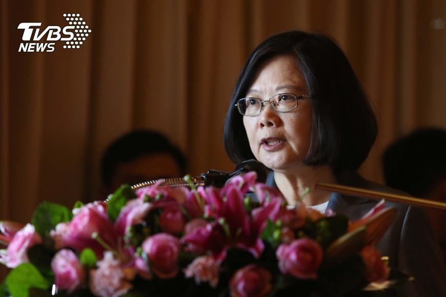 圖/中央社 出訪行前提蔣經國 總統籲朝野合作團結