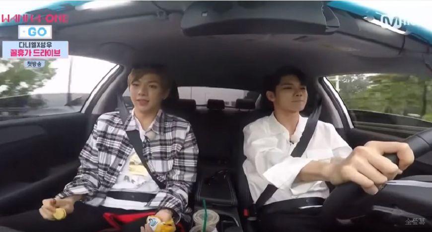圖/翻攝自Mnet 不是你開車就沒關係? 副駕該注意的10件事