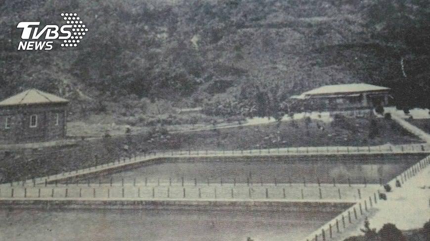 圖/中央社 基隆水道 台灣首座慢濾淨水場