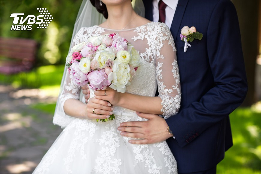 示意圖,與本事件人物無關/TVBS 350萬婚禮費全要男友出 餘額還得存丈母娘戶頭