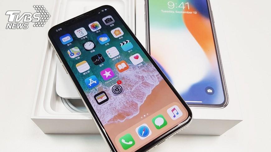 圖/中央社 iPhone放眼2020 傳新3款露玄機
