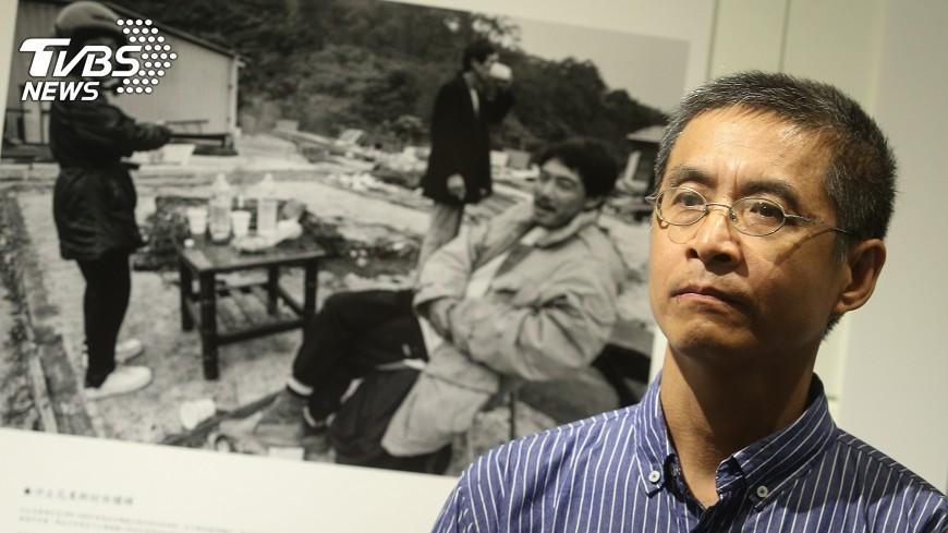 圖/TVBS 黃子明攝影展 見證30年原權旅程