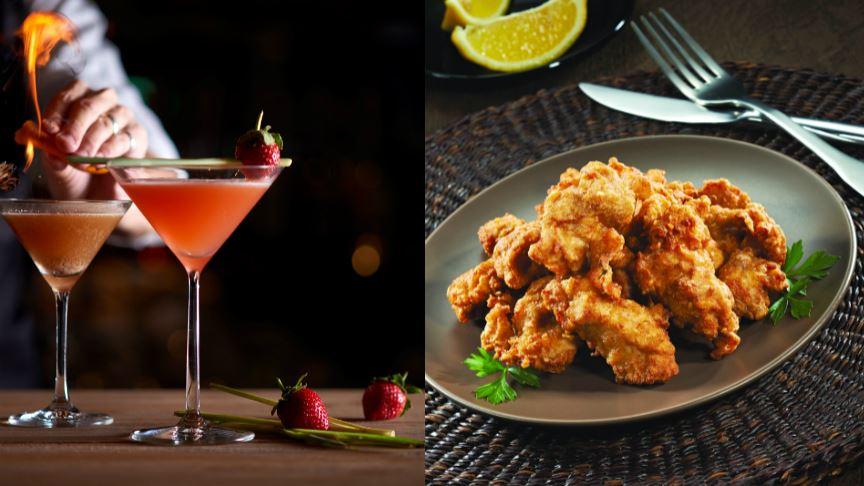 圖/美福飯店、繼光香香雞提供 光棍月不孤單!飲品、炸雞都有買1送1