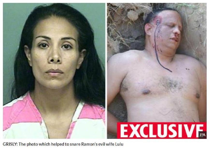 美國一名健身教練上演假死戲碼,成功騙過要殺他的妻子,並讓她被逮。(圖/翻攝自每日星報) 狠妻買凶想殺夫 他聯合殺手「詐死」反將一軍