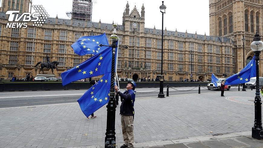 圖/達志影像路透社 脫歐談判進入第6輪 金融業加快布局歐陸