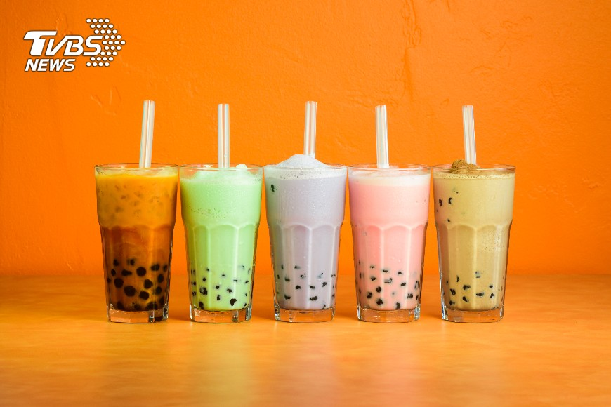 示意圖/TVBS 包裝奶茶界的霸主是?網友最愛的奶茶排行榜登場