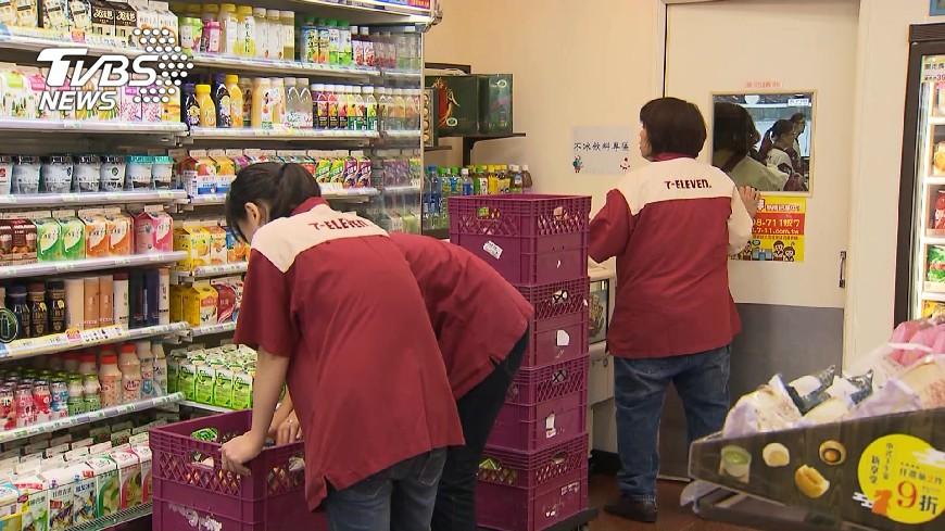 圖/TVBS 春節長假商機 便利商店業績成長逾1成