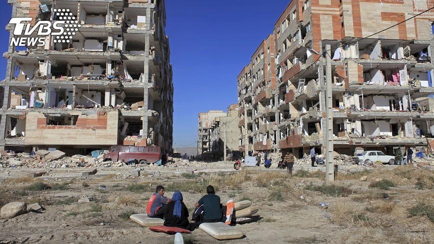 圖/達志影像美聯社 全球10年來傷亡最慘重地震一覽