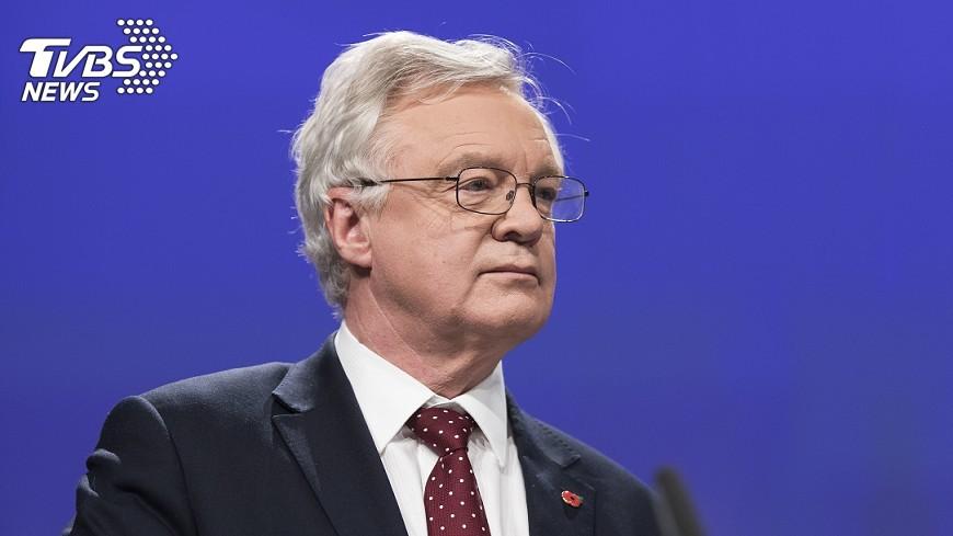 圖/達志影像美聯社 英政府宣布 授予國會脫歐協議表決權
