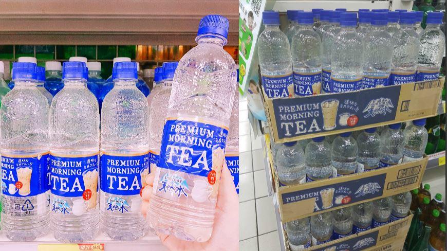 頂好超市提供 免找代購!爆紅透明奶茶 在台開賣