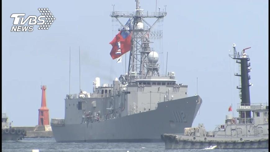 圖/TVBS資料畫面 快訊/獵雷艦延燒! 檢調傳喚海軍司令黃曙光