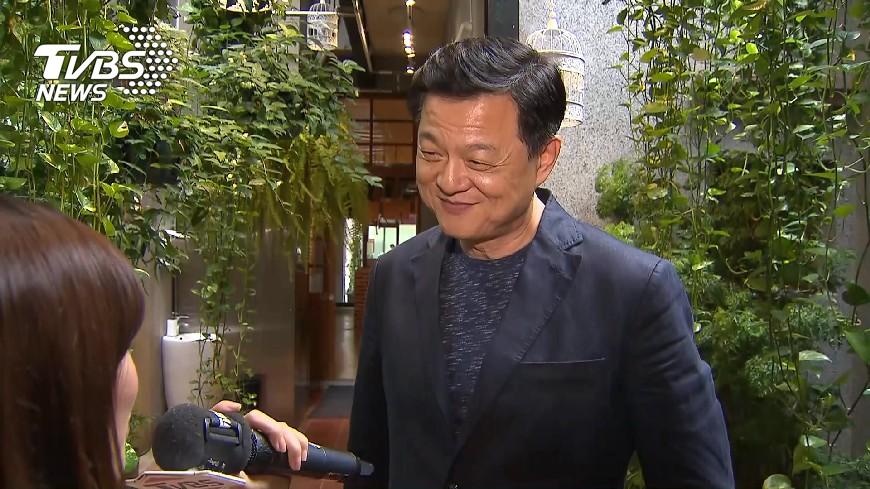 圖/TVBS 成立政策中心 周錫瑋聽話訴求民意